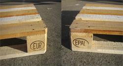 BARONNIER | Palettes du Lyonnais : palette bois Europe 1