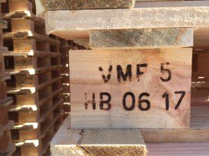 BARONNIER | Palettes du Lyonnais : palette bois VMF