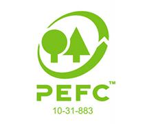 BARONNIER | Palettes du Lyonnais : Logo PEFC