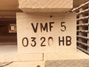 Marquage de la palette VMF